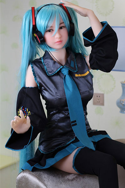Japanese sex doll Hatsune Miku