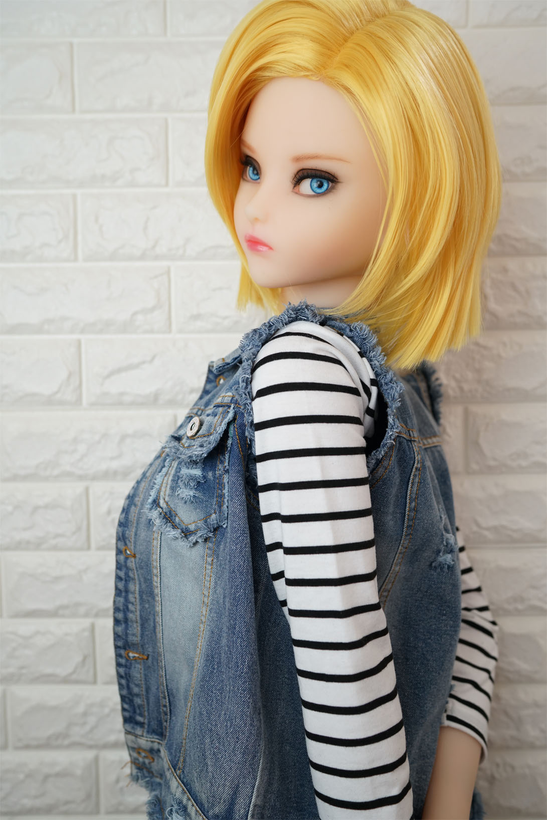 Android 18 sex doll