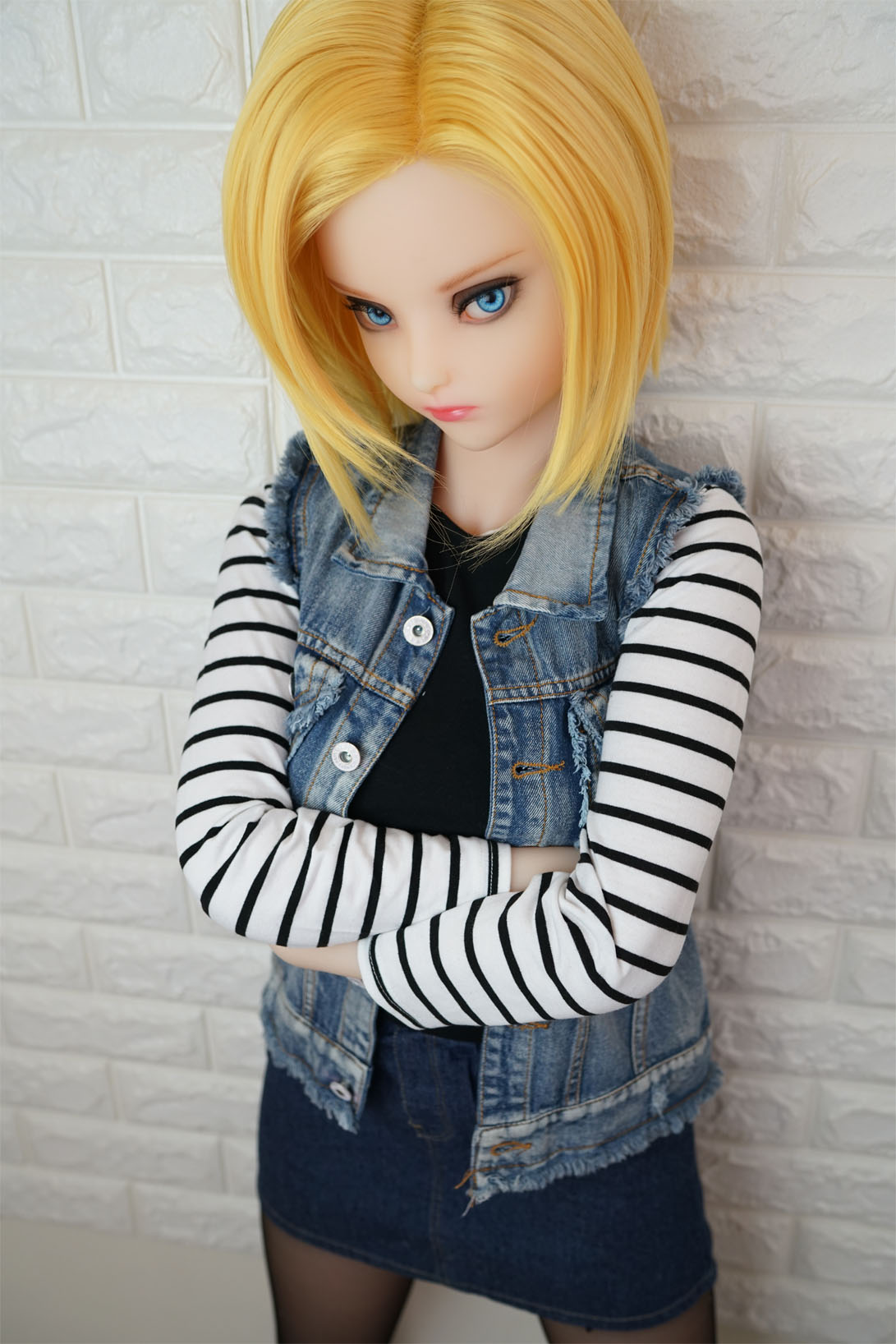 Android 18 Sex Video japanese anime android 18 lazuli real sex doll