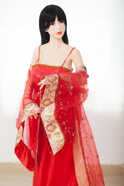 Chinese real doll