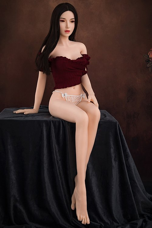 realistic sex doll flat