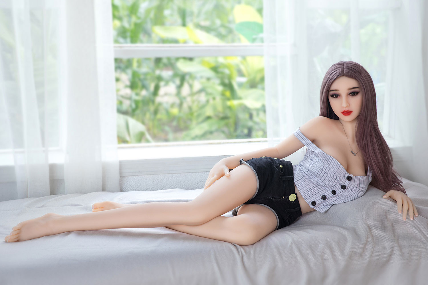 tpe real love sex doll Haruki