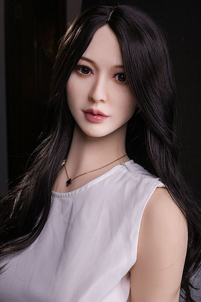 lifelike Japanese tpe sex doll Rosetta