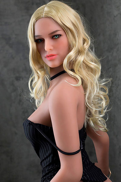blonde real love doll Valerie