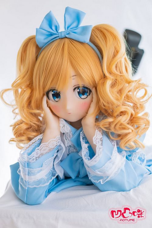 Aotume #24 Slim Anime Doll