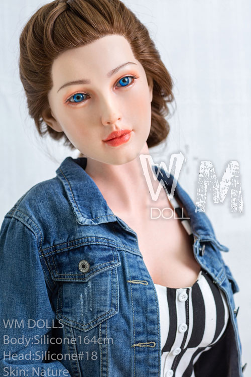 WM 18# Head Silicone Sex Doll
