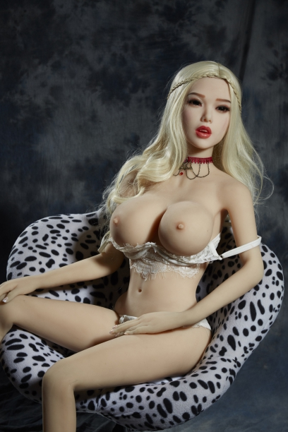 blonde adult doll