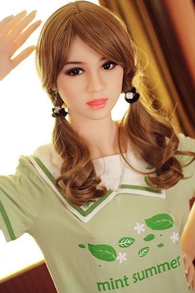 double ponytail doll Atsuko