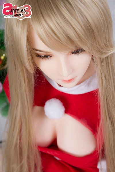 Christmas real doll