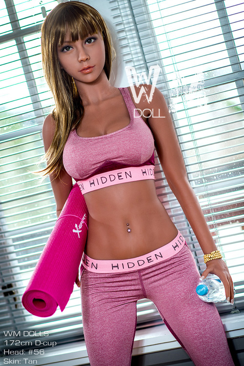 WM #56 Tan Skin Sex Doll